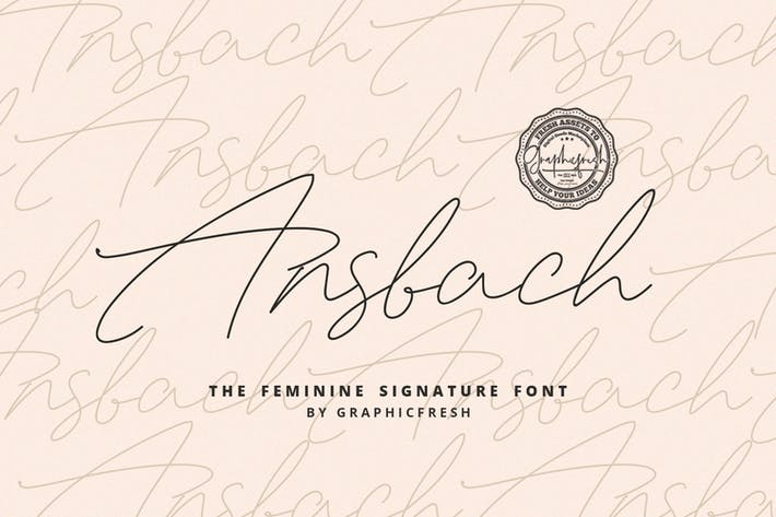 Thumbnail for Ansbach | The Feminine Signature