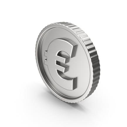 Silbermünze Euro