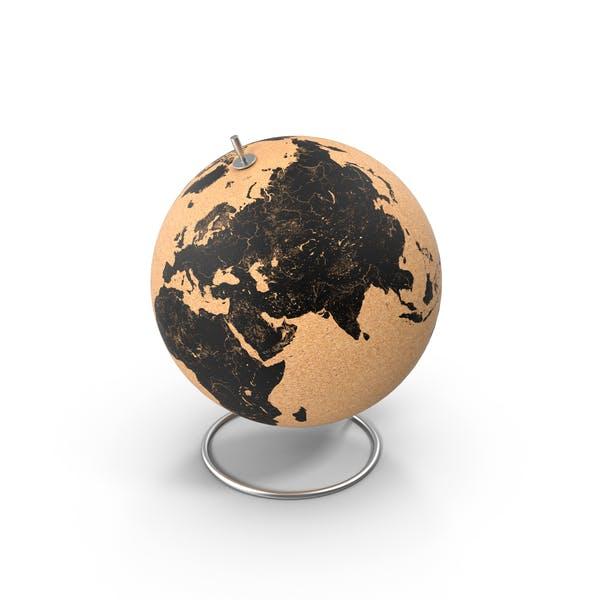 Thumbnail for Cork Globe