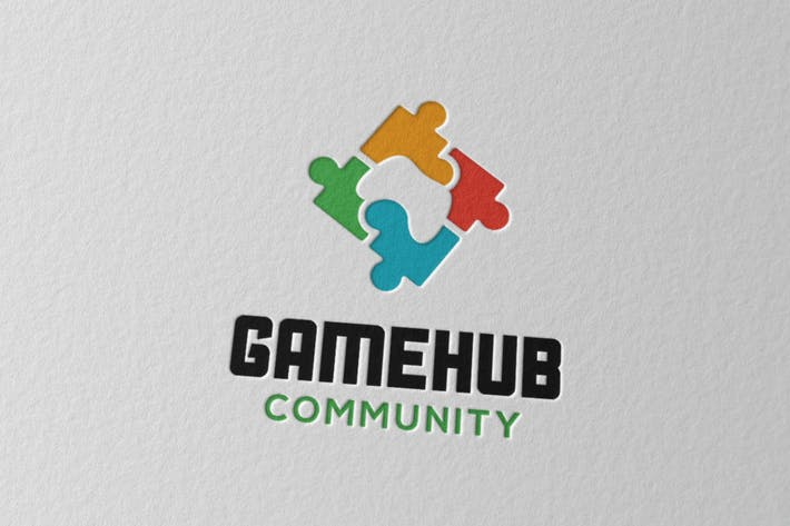 Cover Image For Gamehub Logo