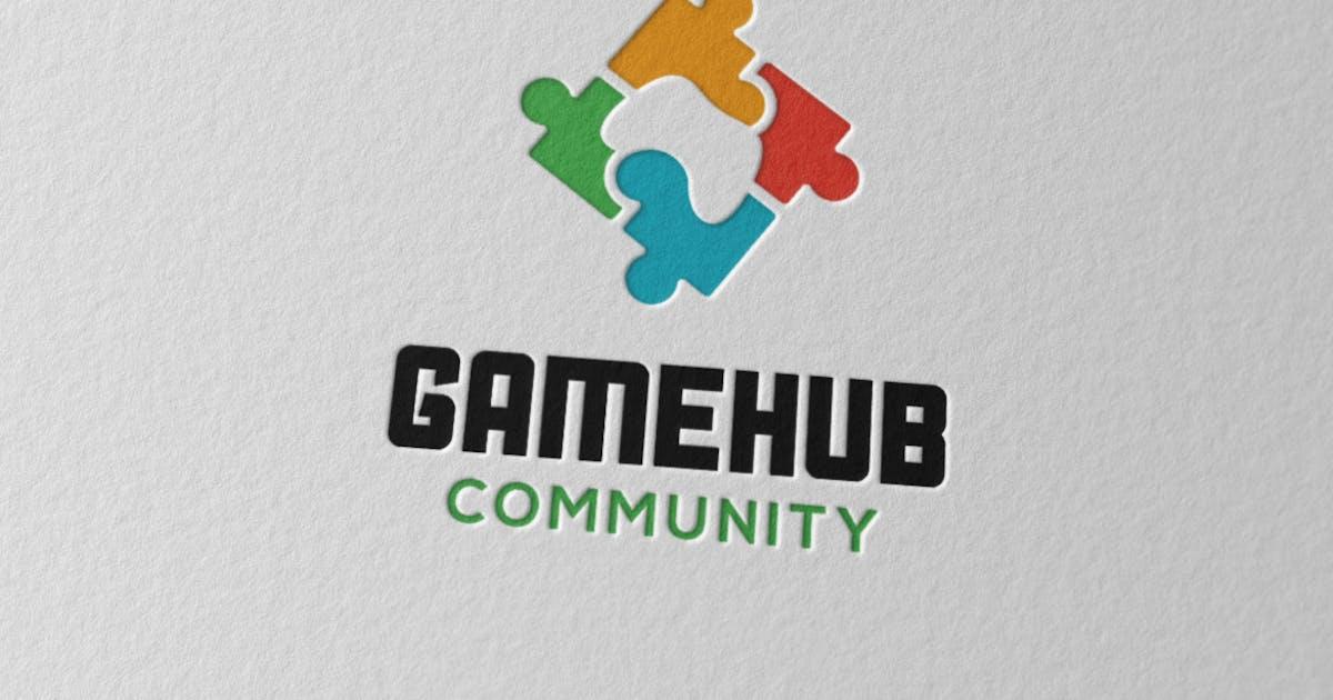 Download Gamehub Logo by Scredeck