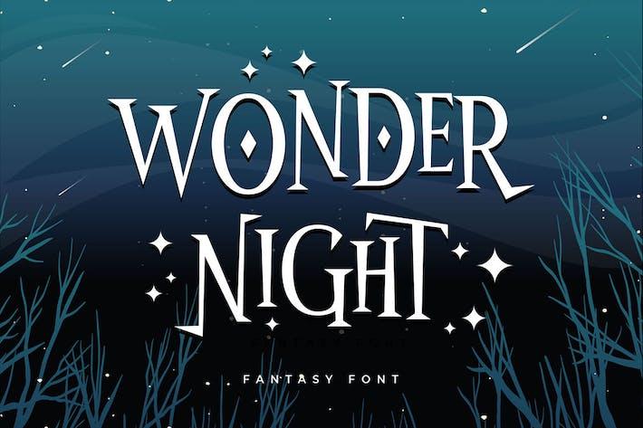 Thumbnail for Noche maravilla