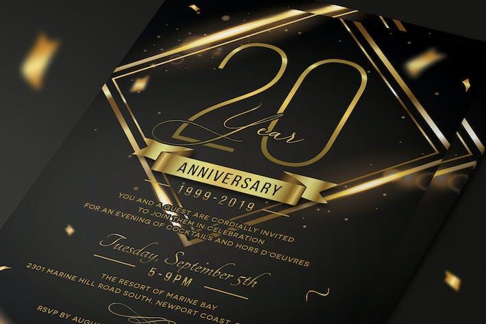 Thumbnail for Jahrestagseinladung