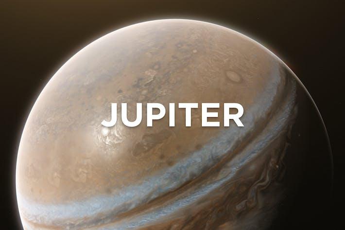 Space Jupiter Pack 001