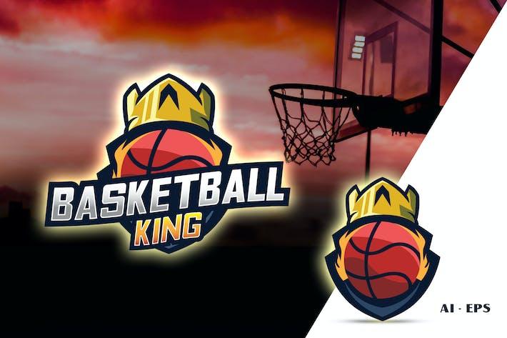 Thumbnail for Basketball King - Logo Template