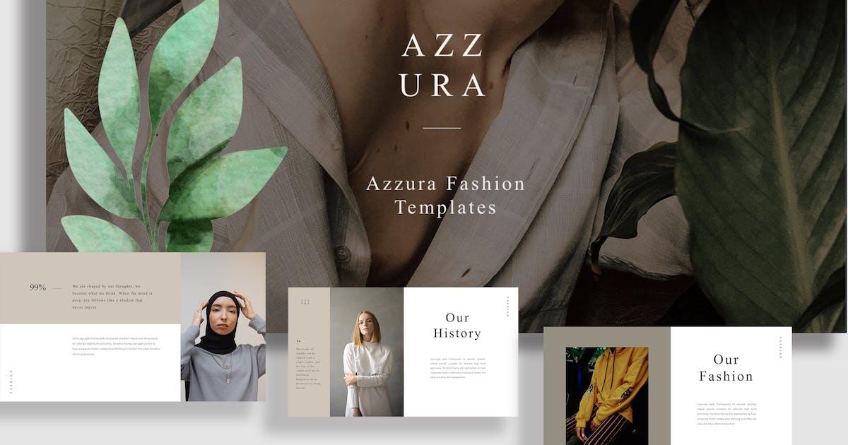 Download Azzura Branding Powerpoint by Fourtyonestd