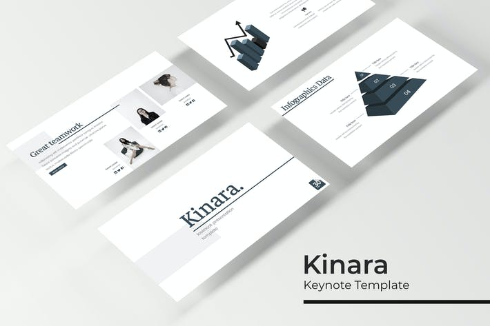 Thumbnail for Kinara - Keynote Template