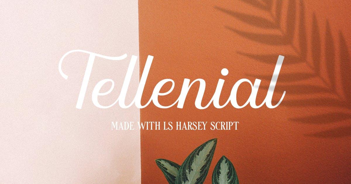 Download LS Harsey Script by letterhend