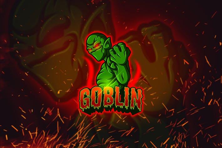 Thumbnail for Goblin - Esport & Mascot Logo YR