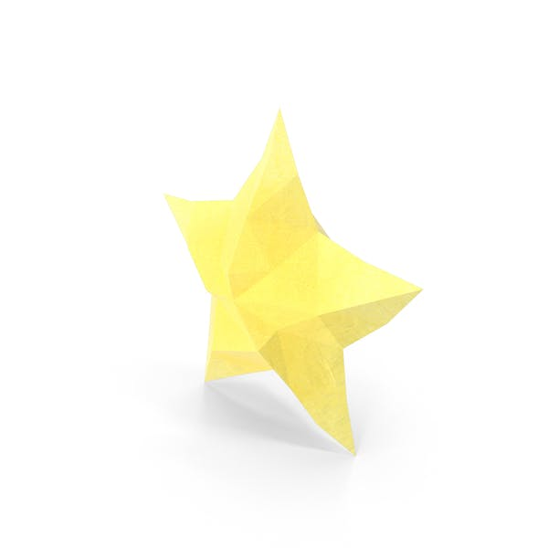 Low Poly Star