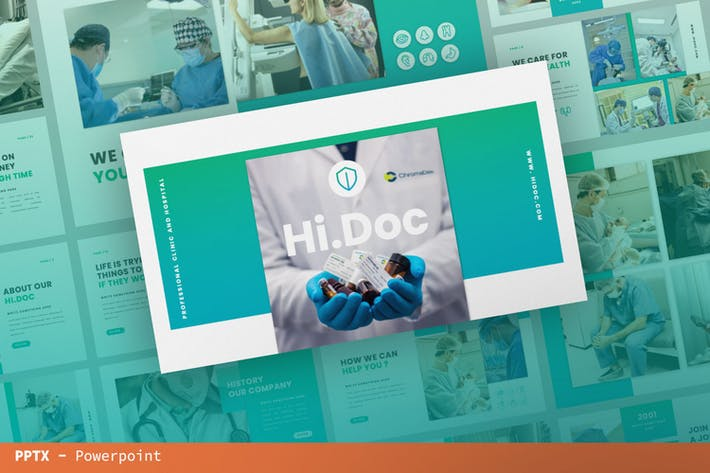 Hi.Doc Presentation Template