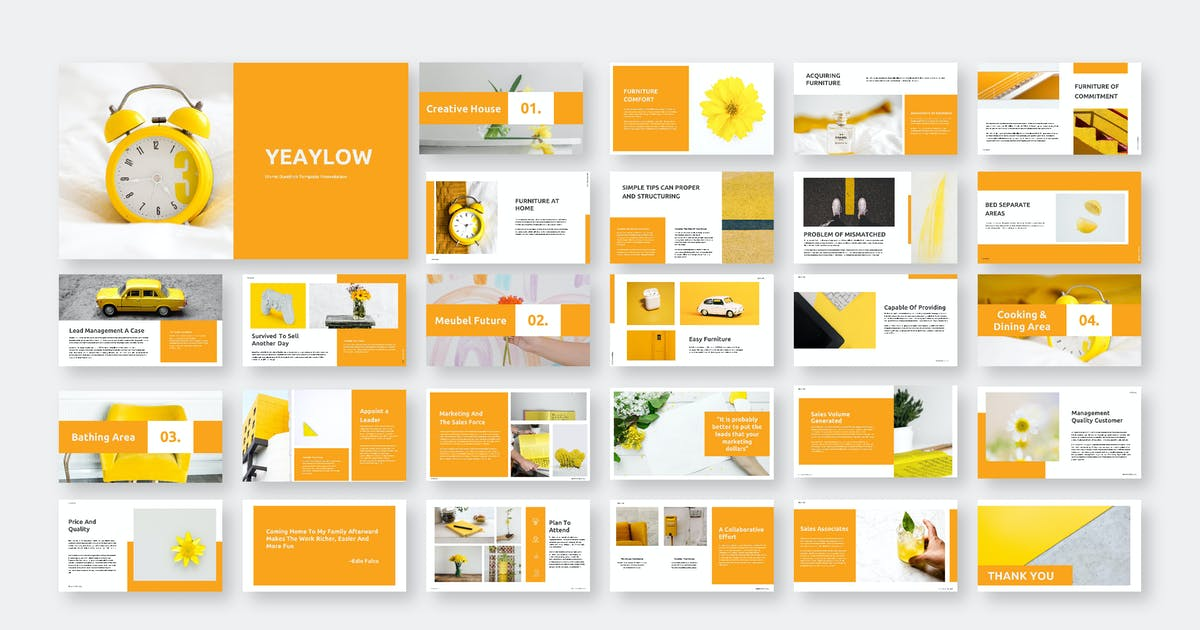 Download Yeaylow - presentation by celciusdesigns