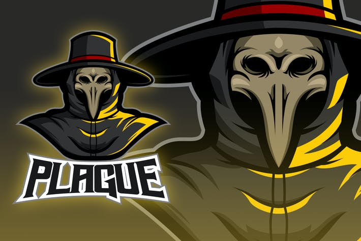 Thumbnail for Plague Evil Esport Logo