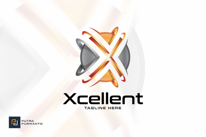 Thumbnail for Xcellent / Letter X - Logo template