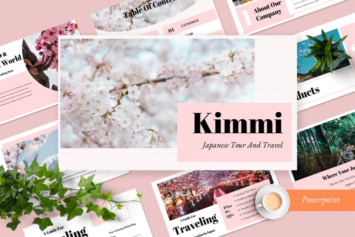 Thumbnail for Kimmi Travel Powerpoint Presentation