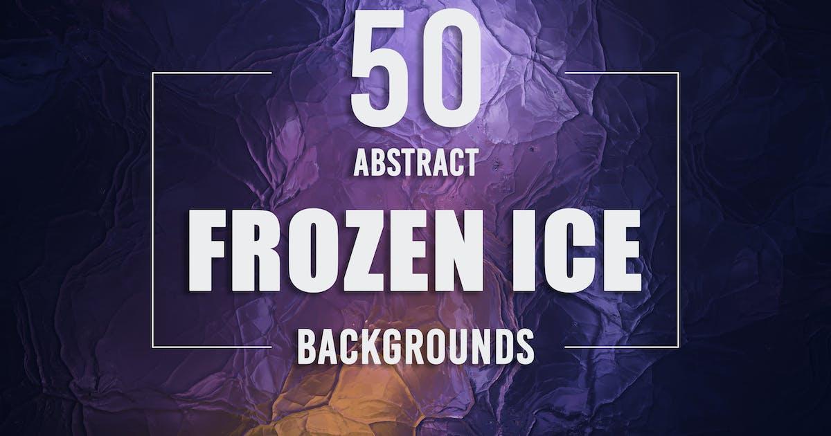 Download 50 Abstract Frozen Ice Backgrounds by Eldamar_Studio