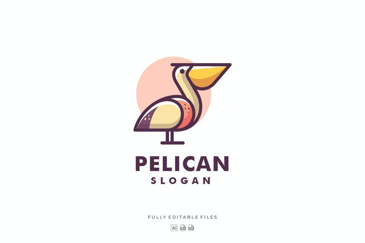 Thumbnail for Pelican Color Line Logo