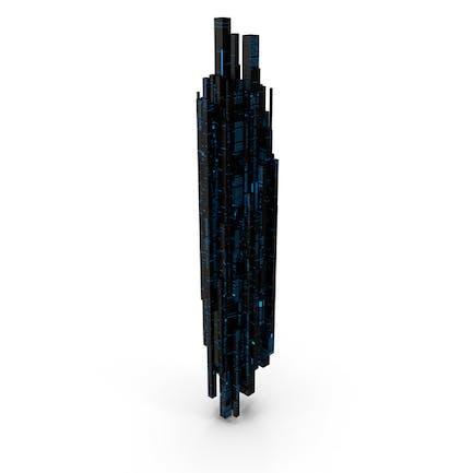 Sci Fi Skyscraper