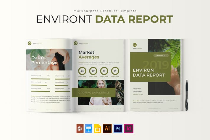 Thumbnail for Environt Data | Rapport