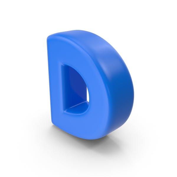 Alfabeto Toon D