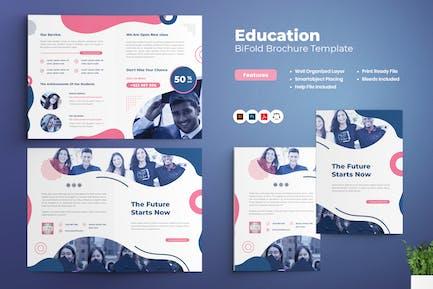 Education Bifold Brochure