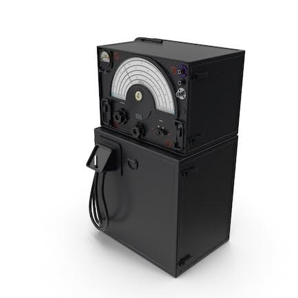 Vintage Military Radio Amplifier