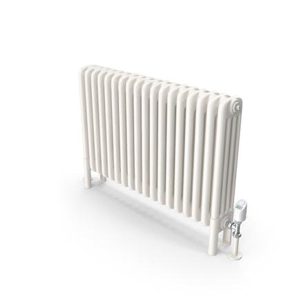 Радиатор центрального отопления с термостатом