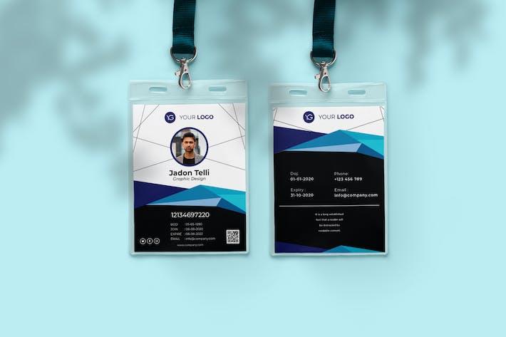 Thumbnail for Creative ID Card