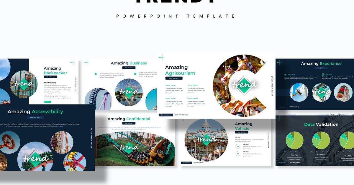 Download Trendy - Powerpoint Template by aqrstudio