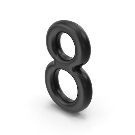 Number 8 Negro