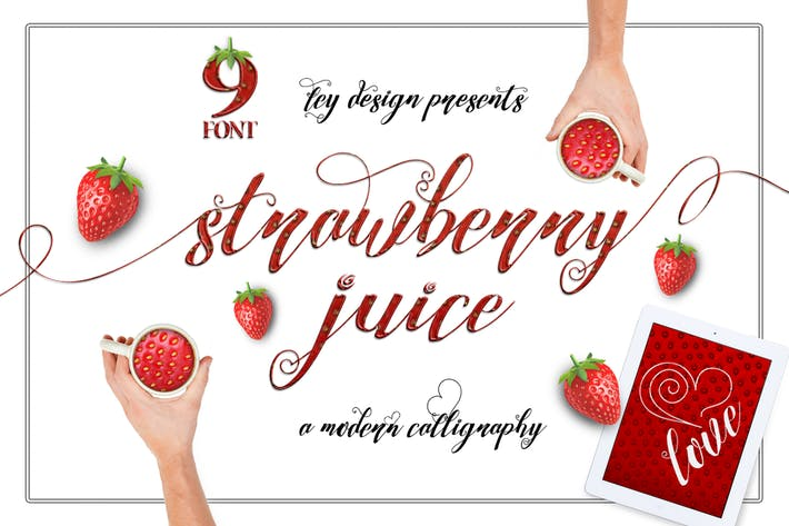 Thumbnail for Strawberry Juice