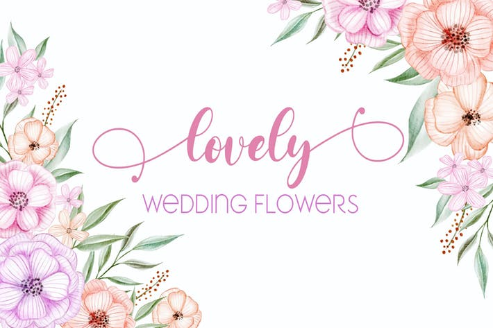 Thumbnail for Lovely Wedding Flowers