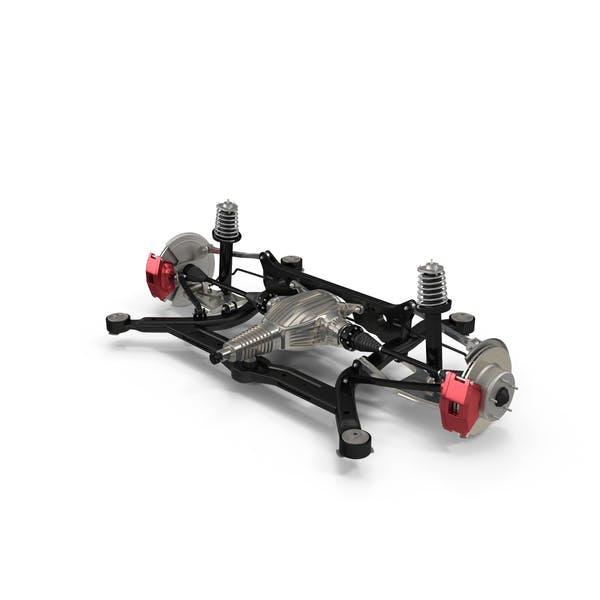 Thumbnail for Rear Independent Suspension