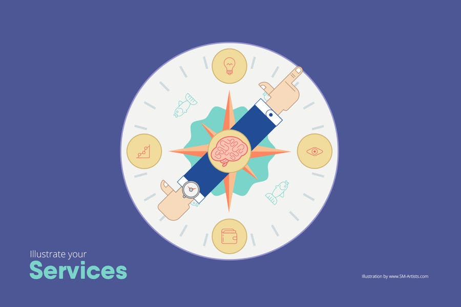 Illustrate Your Services