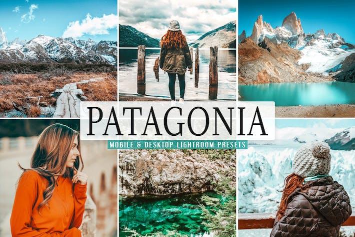 Thumbnail for Пресеты Lightroom для мобильных и настольных ПК Patagonia