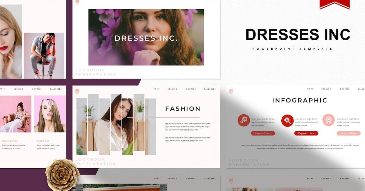 Download Dresses | Powerpoint Template by Vunira