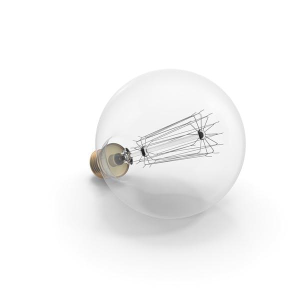 Старинные лампочки