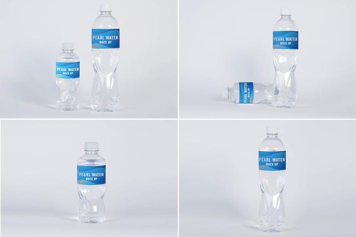 Water Bottle Mock Up