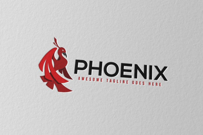 Cover Image For Phoenix Logo 2
