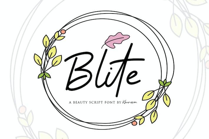 Thumbnail for Blite Script