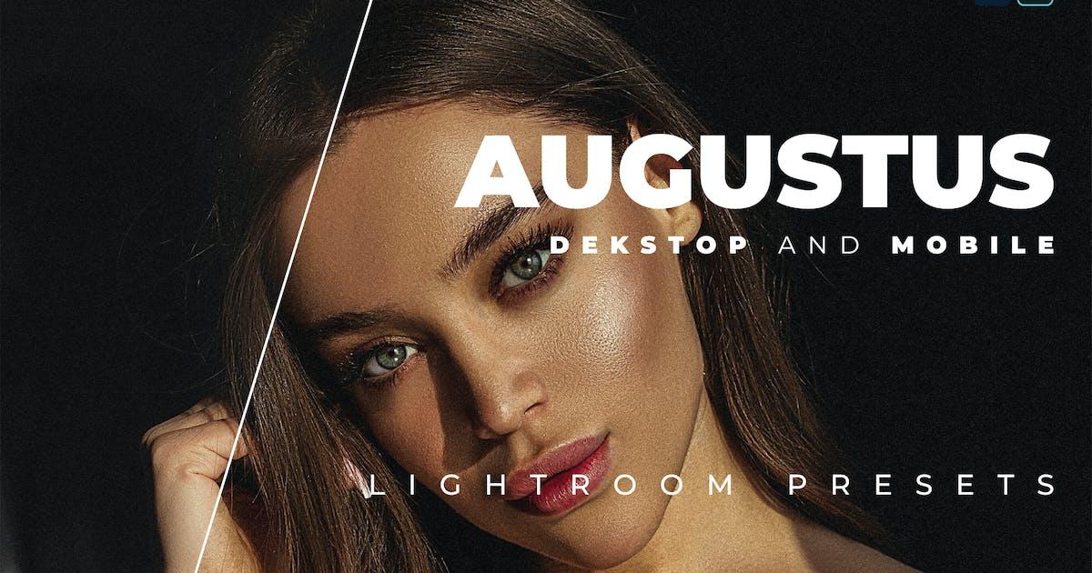 Download Augustus Desktop and Mobile Lightroom Preset by Bangset