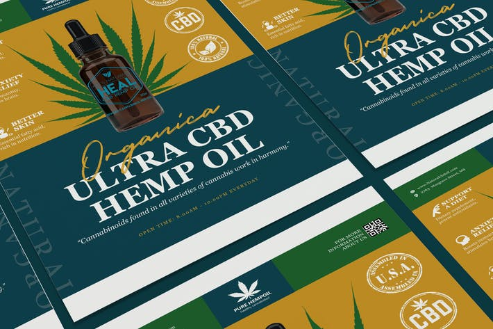 Thumbnail for Hemp Product Poster