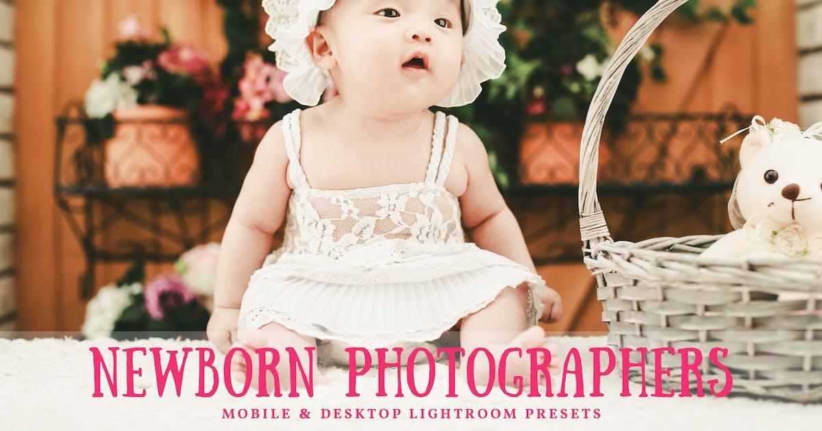 Download Newborn Mobile & Desktop Lightroom Presets by creativetacos
