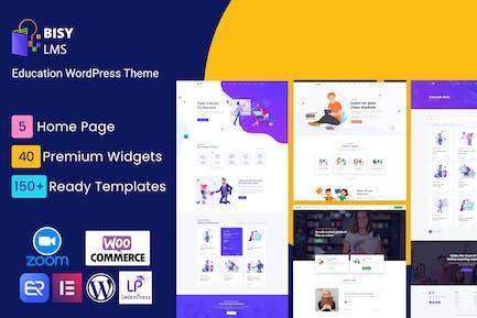 Bisy - Education WordPress Theme