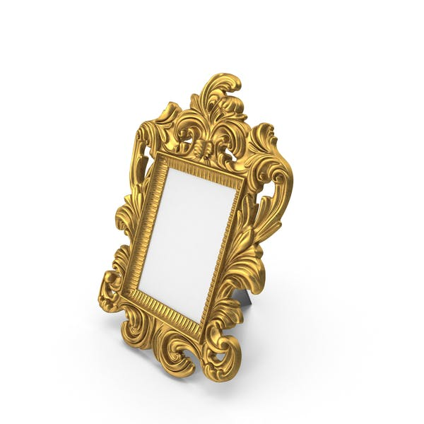 Thumbnail for Baroque Picture Photo Frame