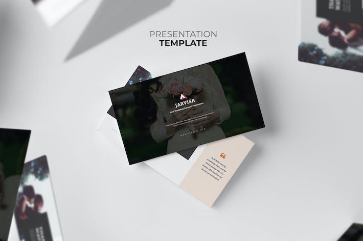 Thumbnail for Jarvisa : Wedding Ceremony Planner Google Slides