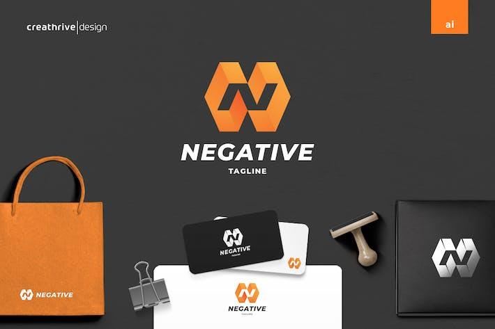 Thumbnail for Negative Logo