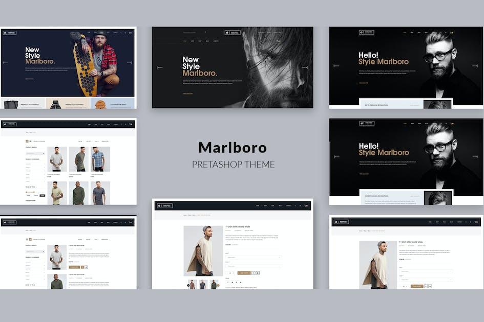 Download Marlboro- Multipurpose Responsive Prestashop Theme by labertheme