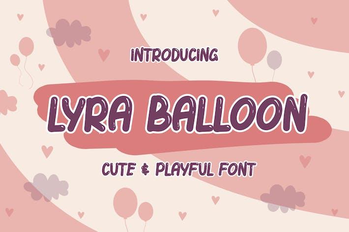 Thumbnail for Globo de Lyra - Lindo y juguetón