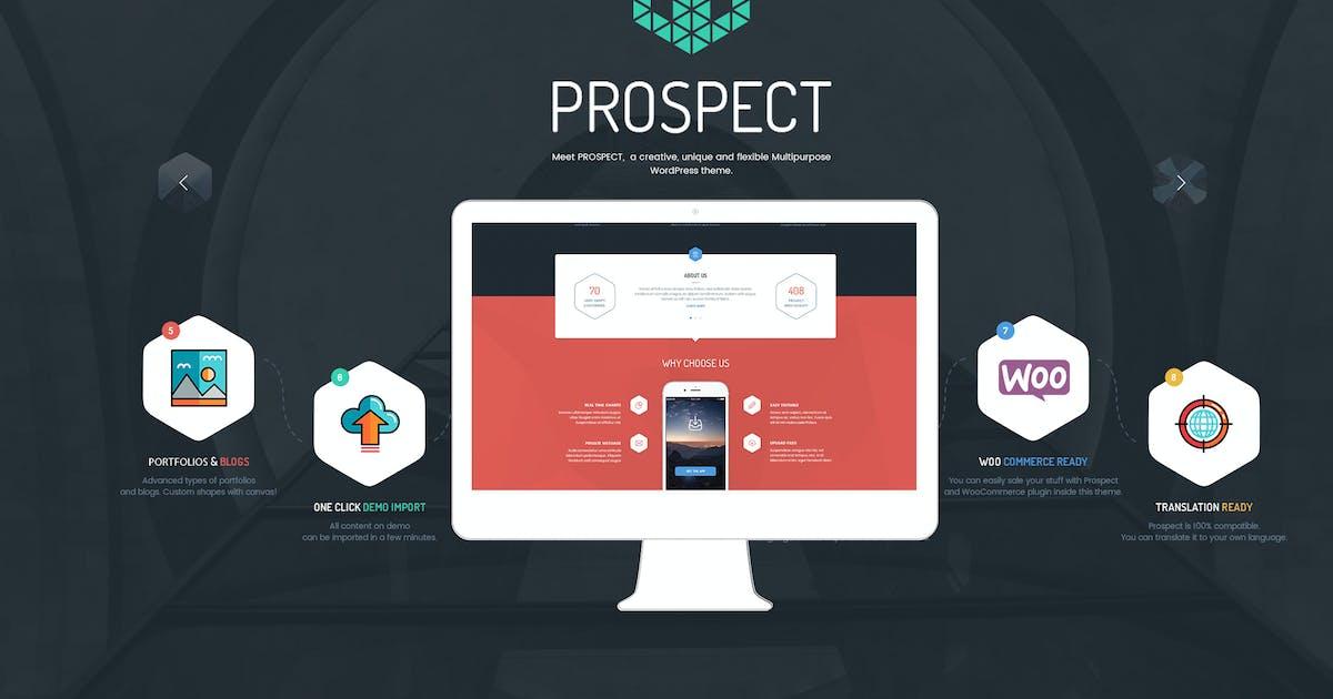 Download Prospect - Creative Multipurpose WordPress Theme by CreativeWS